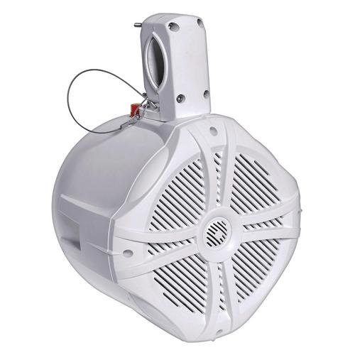 "Power Acoustik Marine 6.5"" Wake Tower Speaker White (Pair)"