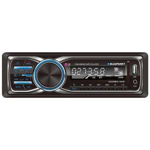 Blaupunkt Mechless FM/BT/USB/Remote/ Detachable Face