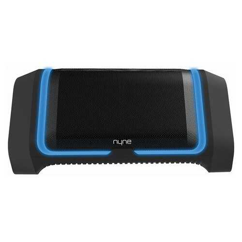 NYNE Water Resistant Bluetooth Speaker with RGB Lighting