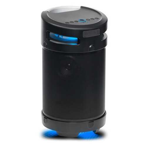NYNE Waterproof Bluetooth Speaker with RGB Lighting
