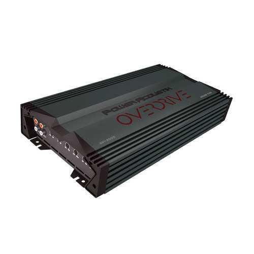 Power Acoustik 3000 Max Watt Mono A/B