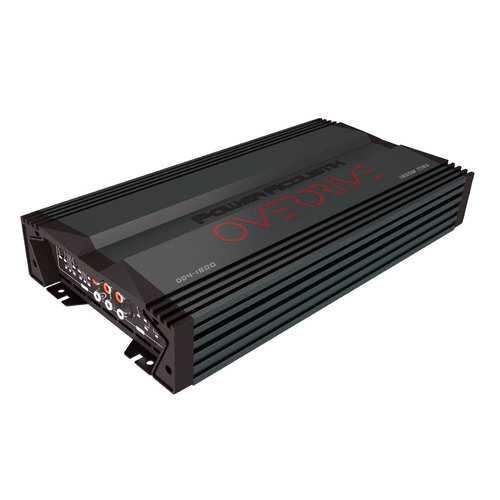 Power Acoustik 1800 Watt 4 Channel