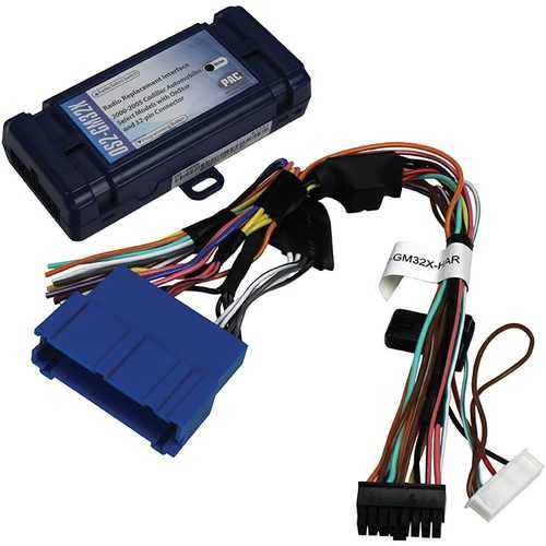 ONSTAR INTERFACE FOR '00-'05 CADILLAC TO ADD AFTERMARKET STEREO