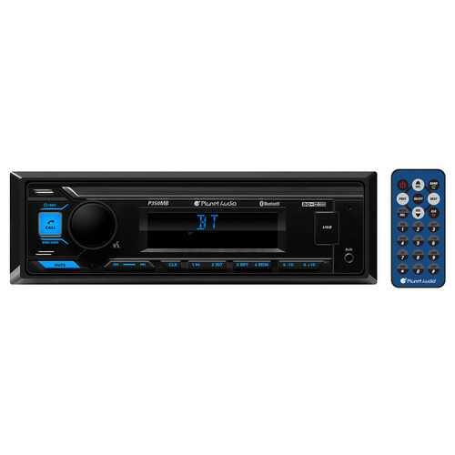 Planet Audio Single Din Mechless AM/FM/USB/Aux/Remote/Bluetooth