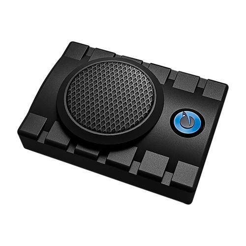 """Planet 8"""" Low Profile Subwoofer with Remote Level Control"""