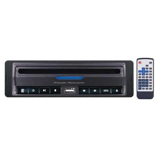 Power Acoustik Indash DVD Receiver USB