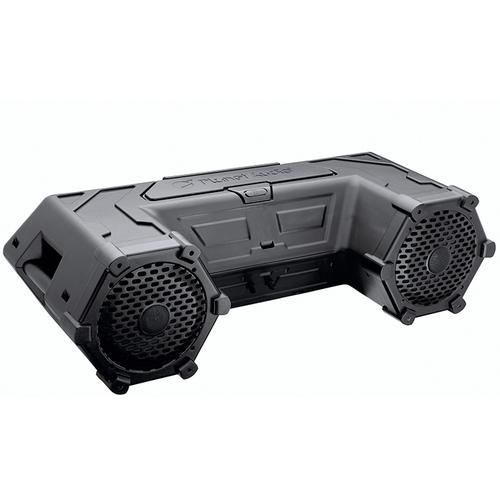 "Planet Off Road All-Terrain amplified sound system 8"" marine speakers"