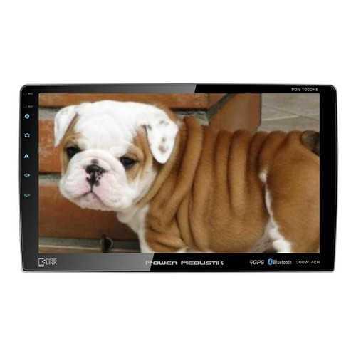 """Power Acoustik D.Din 10.6"""" Touchscreen AM/FM/CD/DVD/BT"""