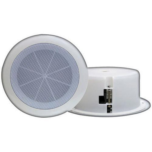 """6.5"""" In-Wall/Ceiling Flush Mount Speaker"""