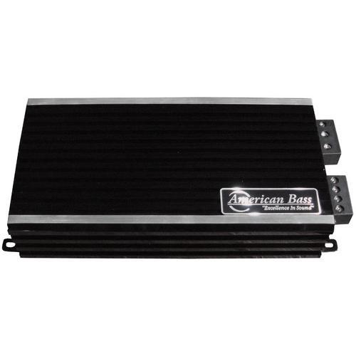 American Bass 2500W MAX Class D Amplifier Phantom Micro-Technology