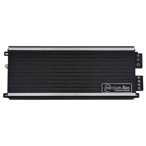 American Bass 5 channel amplifier 1080W Max