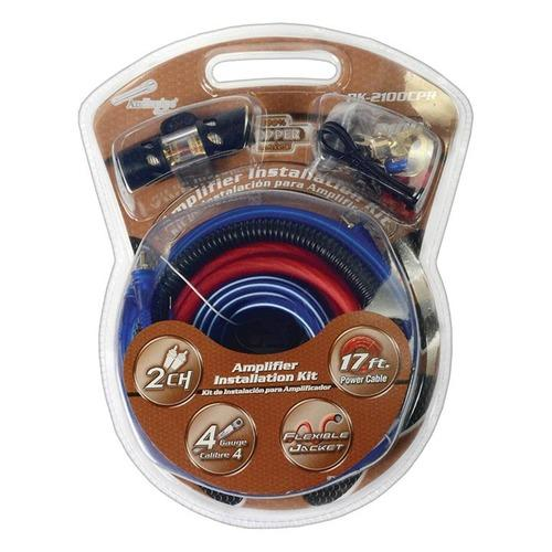 Audiopipe Copper Installation Kit 4 GA.