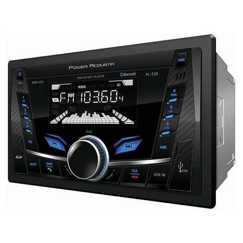 Power Acoustik D.Din AM/FM/USB/SD/BT Mechless