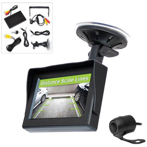 Pyle rear view camera system