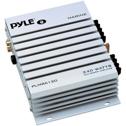 AMPLIFIER PYLE MARINE 2 CHANN.