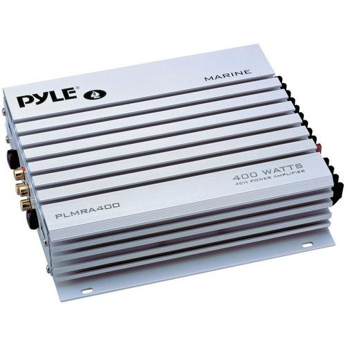 AMPLIFIER PYLE MARINE 4 CHANN.