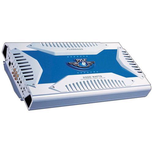 Pyle Marine 6 Channel Amplifier 2000W Max