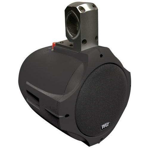 """Pyle Marine 8"""" 2-Way Wakeboard Speaker (Black)  - Pair"""