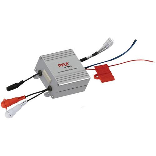 Pyle Marine 2 Channel Amplifier 600W MAX