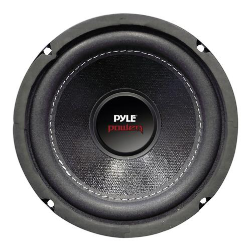 """Pyle 6"""" 600W Max 4Ohm Subwoofer-Sold each"""