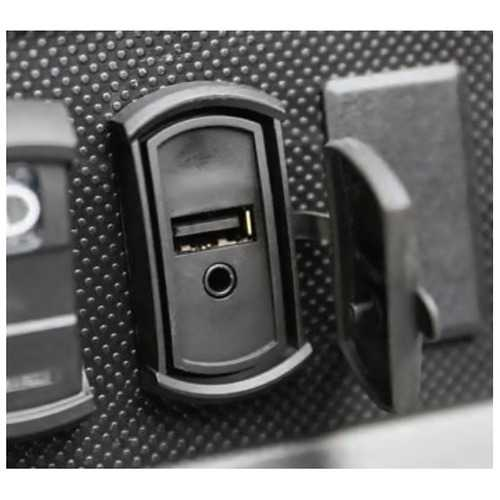 Hifonics inchCarling inch Switch Mount Waterproof USB and 3.5mm Input