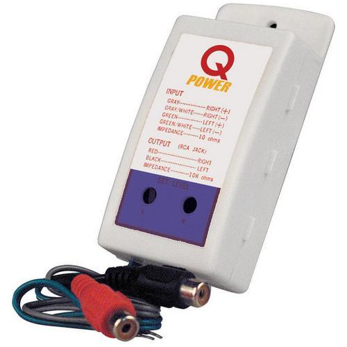 Qpower Hi-Lo adaptor