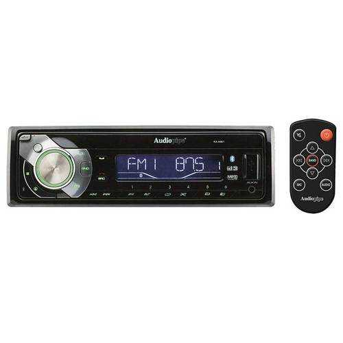 Audiopipe Mechless AM/FM/USB/BT with Remote & sub out