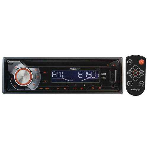 Audiopipe AM/FM/CD/USB with Remote & sub out