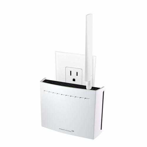 Amped High Power Plug In AC1750 Wi Fi Range Extender