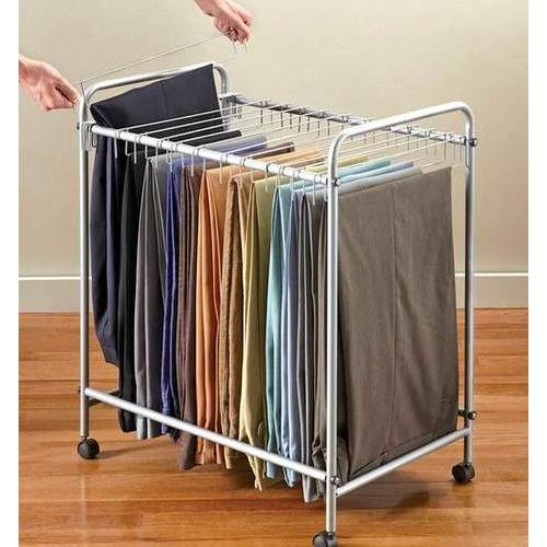 Jobar Storage Dynamics Rolling Pants Trolley