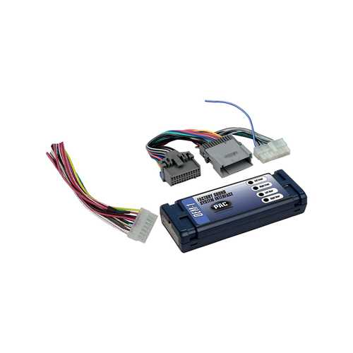 PAC RADIO INTERFACE PAC FOR OEM1 NISSAN/INFINITY '95-06