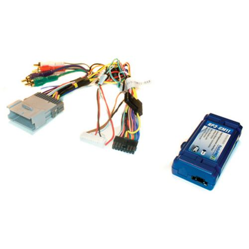 PAC Radio Rentention Interface for Select '00-'13 GM Class II (24 Pin)