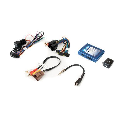 PAC GM Lan Radio Replacement/Onstar steering wheel controls