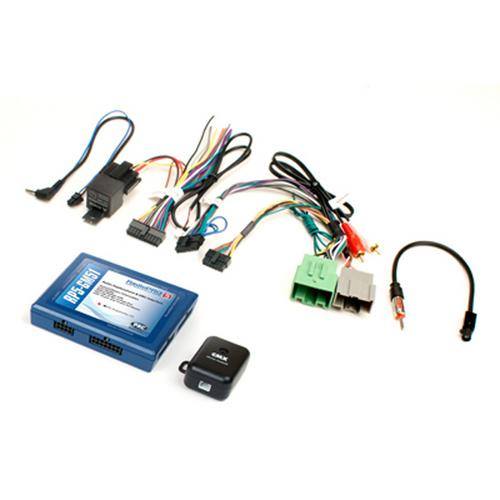 PAC OnStar Radio Replacement Interface/Steering Wheel Control for '14-'19 Chevrolet/GM Vehicles