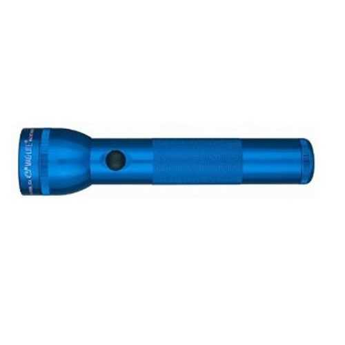 MAGLITE 2 CELL D  FLASHLIGHT BLUE-GIFT BOX
