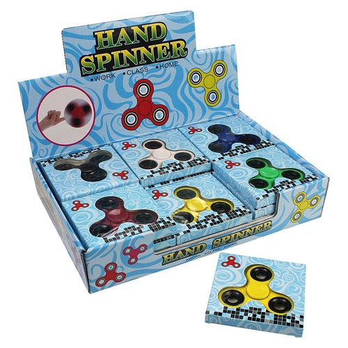 NOSTALGIC SPINNERS **ONLY SOLD IN SUBCASE OF 24** 24 PER DISPLAY/ASSORTED COLORS