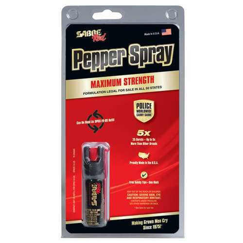 Sabre Compact Red Pepper Spray