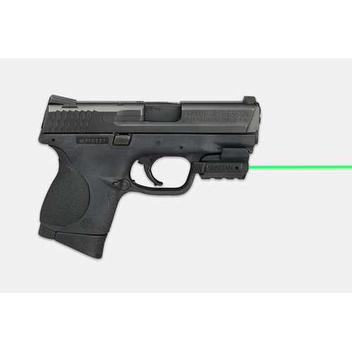 """LaserMax Rail Mounted Laser Green Requires at least 1"""" of Rail Space"""