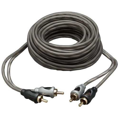 American Bass 12 ft. RCA Cable