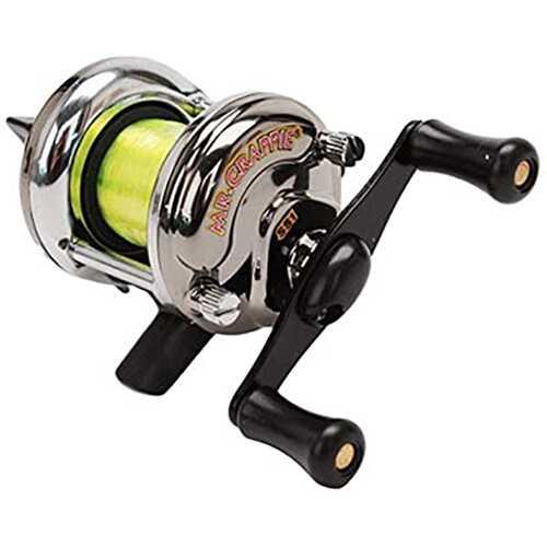 Lews Fishing Mr. Crappie Slab Shaker Reel SS1