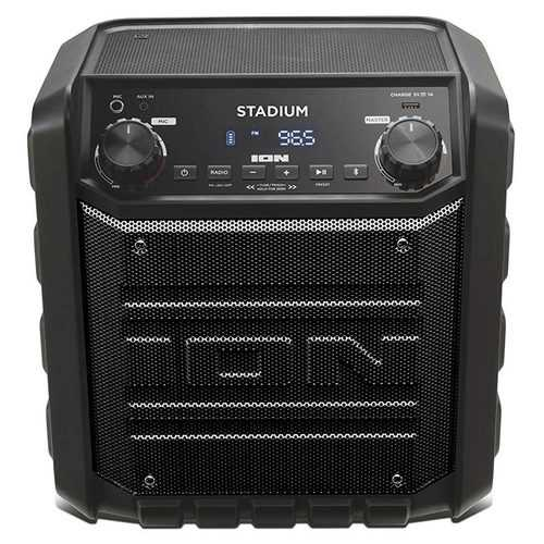 Ion Stadium Wireless Rechargeable Speaker System (STADIUMXCA)