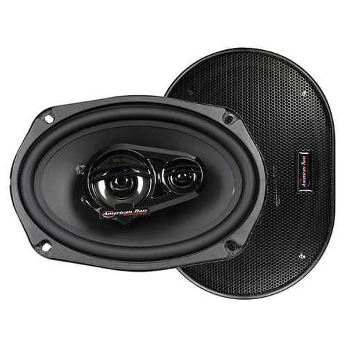 American Bass Symphony 6x9 3-way Speaker