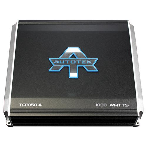 Autotek TA Series 1000w 4CH Amplifier