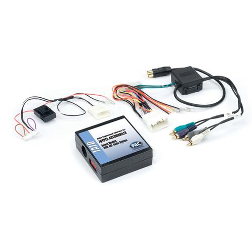 PAC JBL Amplifier Turn-On Interface - For Select Toyota & Lexus CAN bus Vehicles