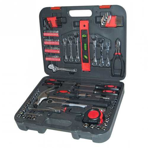 Great Neck TK119 Home and Garage Tool Set 119-Piece