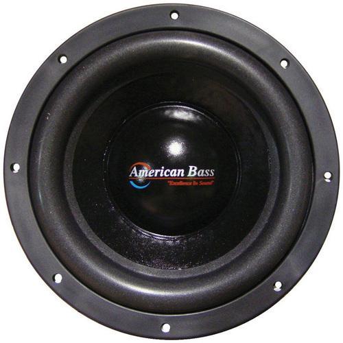 "American Bass 10"" Woofer 1200 watts max 4 Ohm DVC"