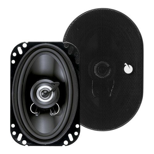 """Planet Torque Series 4X6"""" 2-Way Speakers"""