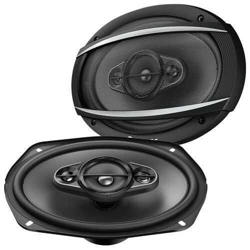 """Pioneer 6x9"""" Speakers 4 Way 450 Watts Max Pair"""