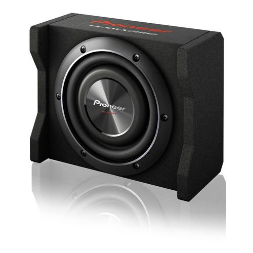 """Pioneer 8"""" Shallow Mount Pre-Loaded Enclosure 600W"""