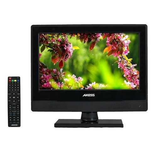 "Axess 13.3"" LED TV/DVDAC/DCUSBHDMISDHD"